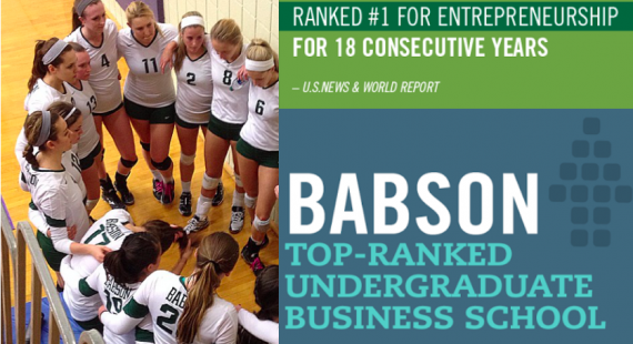 Babson College Athletics Pilot