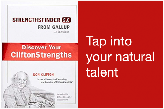 StrengthsFinder 2.0; Discover Your Clifton Strengths